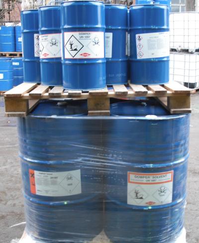 Новая тара для перхлорэтилена DOWPERTM Solvent